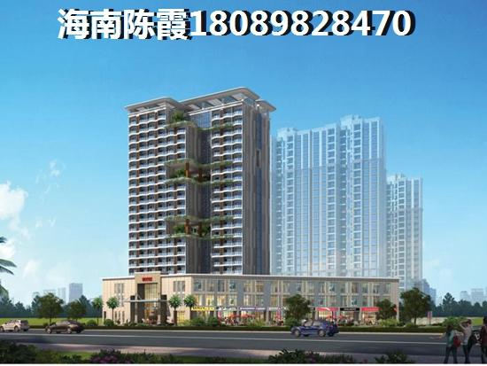 海口买房指南:中国城酒店式公寓在售,尾盘,均价23000元/㎡