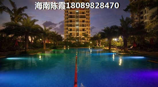 三亚亚龙湾公寓优势和不足