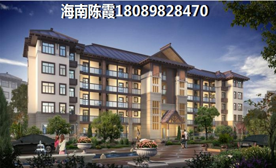 文昌高隆湾海景房优势和不足