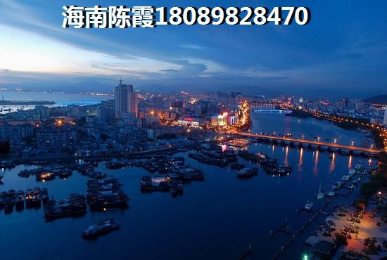 海口江东新区房价为什么上涨这么快